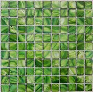 large tile kitchen backsplash of pearl tile kitchen backsplash mop074 green shell