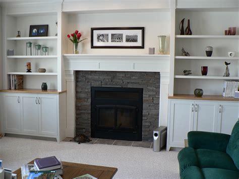 fireplaces  bookshelves   side shelves