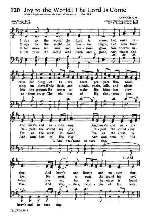 hymns   living church  joy   world