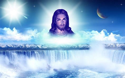 3d Jesus Wallpapers by Jesus Wallpapers Free Wallpaper Cave