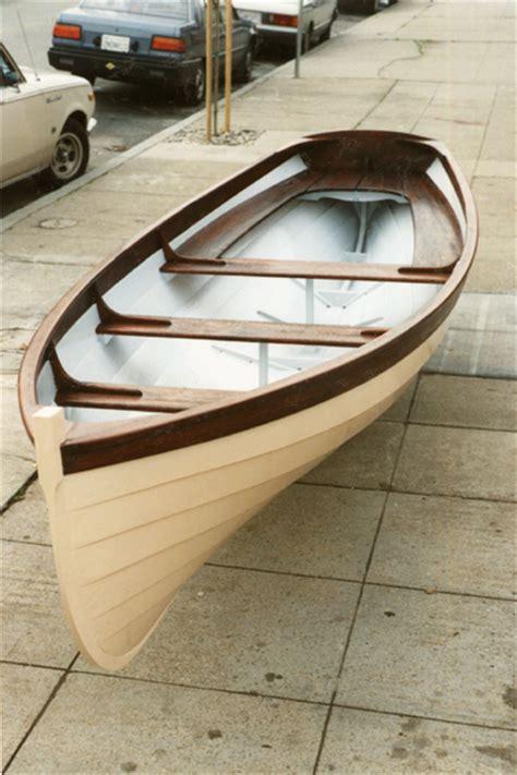 Douglas Brooks Boatbuilder   Custom Boats, Whitehall