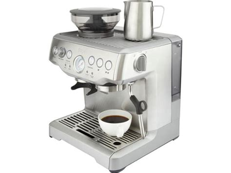 Sage Barista Express Coffee Machine Review Dunkin Donuts Coffee Box Price Reclaimed Wood Table Restoration Hardware High End Decor Morning Wake Up Steel Contemporary Top Ideas & Zinc