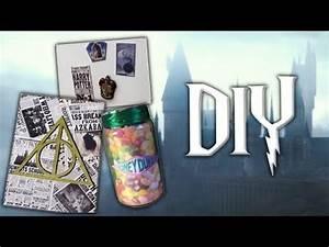 Deco Harry Potter Anniversaire : 3 diy deco harry potter youtube ~ Melissatoandfro.com Idées de Décoration
