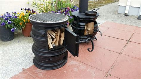 stove  firepit  chimney  grille swapped kenry