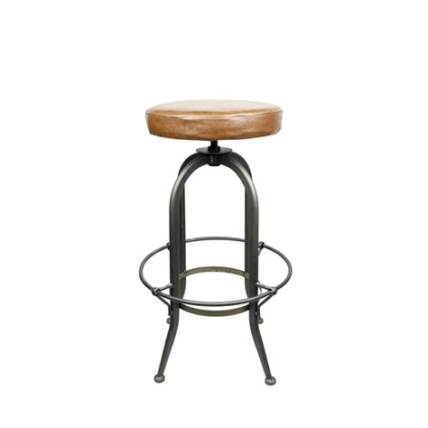 chaise de bar reglable tabouret de bar reglable maison design sphena com