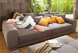 Großes Sofa Günstig : big sofa auf rechnung kaufen ~ Indierocktalk.com Haus und Dekorationen