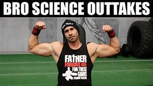 Bro Science Outtakes  Most Alpha Shoulder Exercises