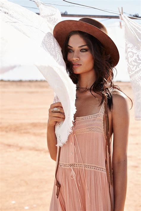 spell prairie lace sun dress peach call   breeze