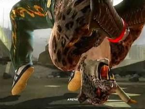 Tekken 6: Armor King's Story Mode (Arena) - YouTube