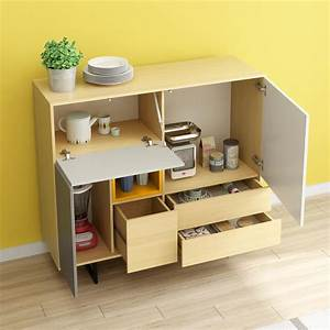 Space, Saving, Furniture, Dining, Room, Sideboard, Cabinet