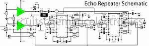 Echo Effect With Ic Pt2399  U0026 4558
