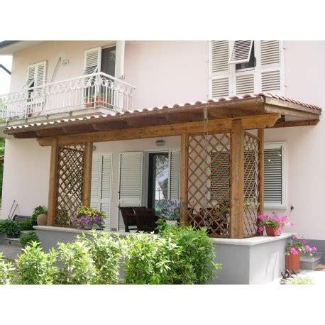 copertura tettoia in pvc tettoia a muro copertura in perlinato e guaina o telo in