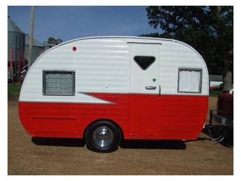 Restored Vintage 15 Camper  Tiny House Listings