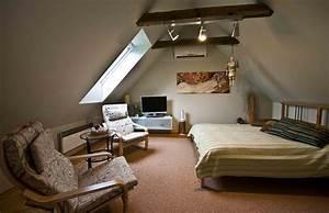 Malá ložnice v podkroví