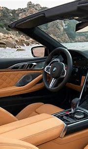 2020 BMW M8 Convertible Interior Photos   CarBuzz