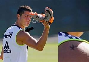 Sports Stars Info: Cristiano Ronaldo Tattoo 2012