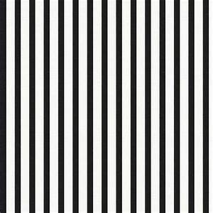 Black and White Stripe Fabric by the Yard | Discount White ...