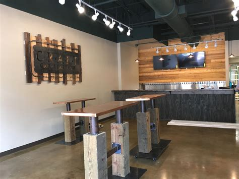 Craft Growlers To Go & Tasting Room To Open Friday