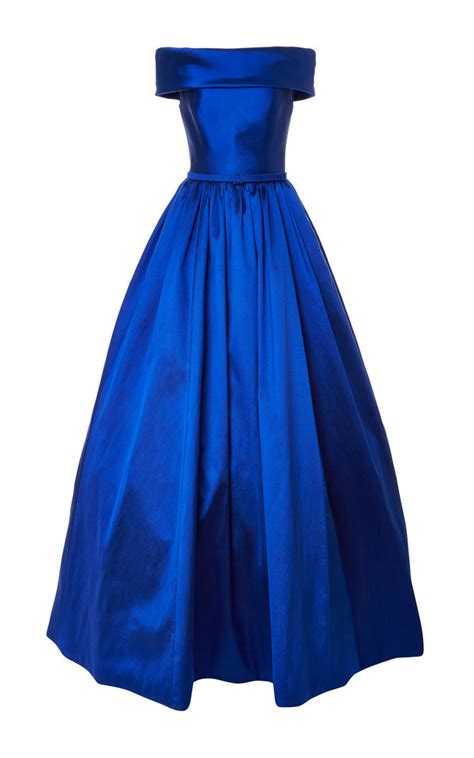 charrming  shoulder ball gown long formal pegeant prom