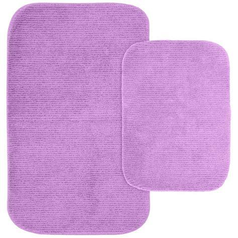 Purple Bath Rugs Target by Garland Rug Zebra Purple 20 In X 30 In Washable Bathroom
