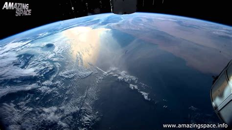 View From Space Time Lapse 4k Ultra Hd Video Earth From