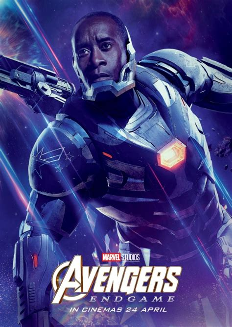 avengers suit    endgame international