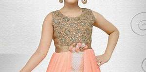 Frocks Designs For Girls Archives - Latest Churidar Neck