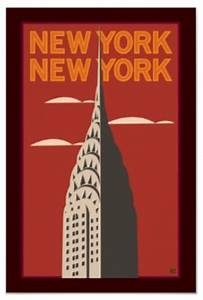 New York Poster : new york city posters and prints signs by andrea ~ Orissabook.com Haus und Dekorationen
