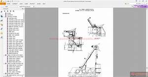 Kobelco Crawler Crane Parts Manual Some Models  See