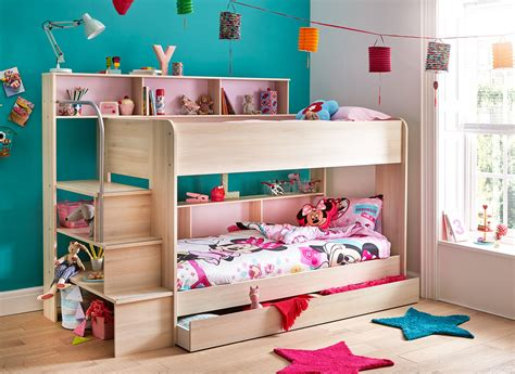 Loft Bed Design Ideas For Small Sized Kids Room