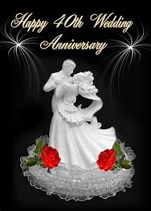 Images For 40th Wedding Anniversary