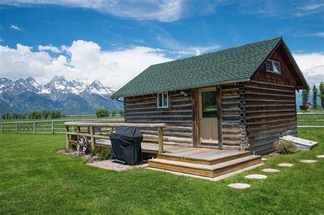 Rental Cabin by Cabins Near Jackson Wyoming Pozicky Co