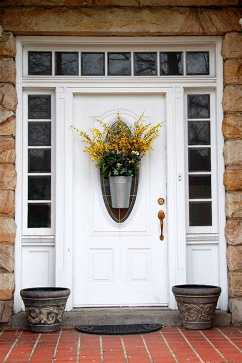 Improve Your Front Door Curb Appeal For Under $20