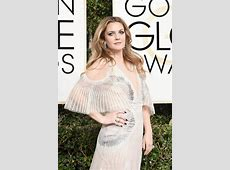 Timothy Olyphant and Drew Barrymore at the 2017 Golden Globes