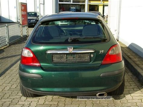 mg rover   classic cd player alloy sunroof