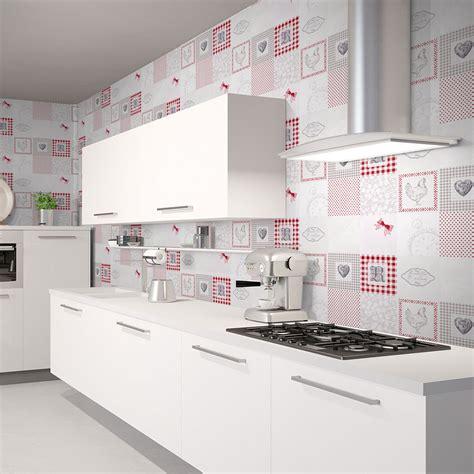 papier peint cuisine papier peint pour cuisine blanche la cuisine blanche le