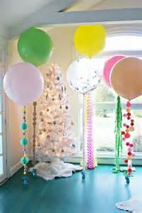 DIY Birthday Party Balloon Decoration Ideas