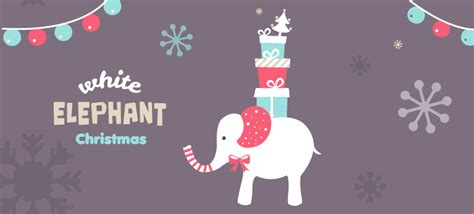 white elephant gift exchange ideas christmas eskayalitim