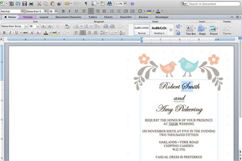 diy tutorial  printable invitation  rsvp card