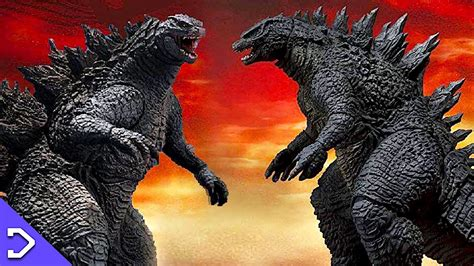How Godzilla's Design Has Changed Since 2014!