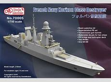 NNT French Navy Horizonclass destroyer purchase online