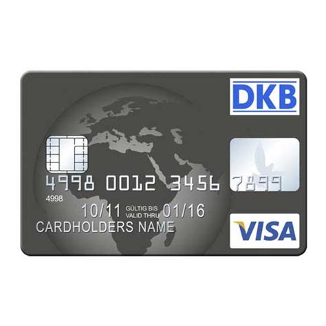 german visa credit card dkb