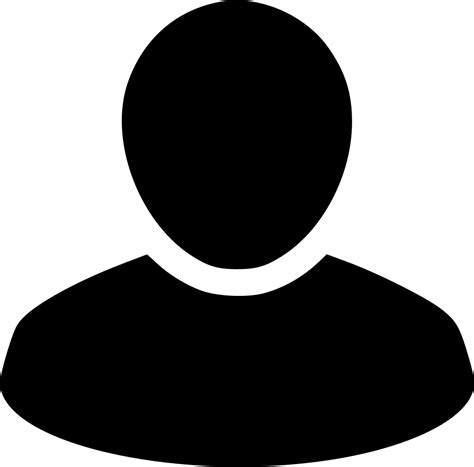 user profile avatar login account svg png icon free
