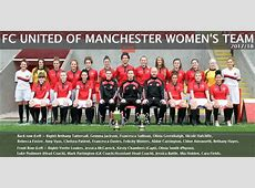 FC United of Manchester Squad