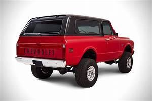 1970 Chevrolet K5 Blazer By CFB HiConsumption