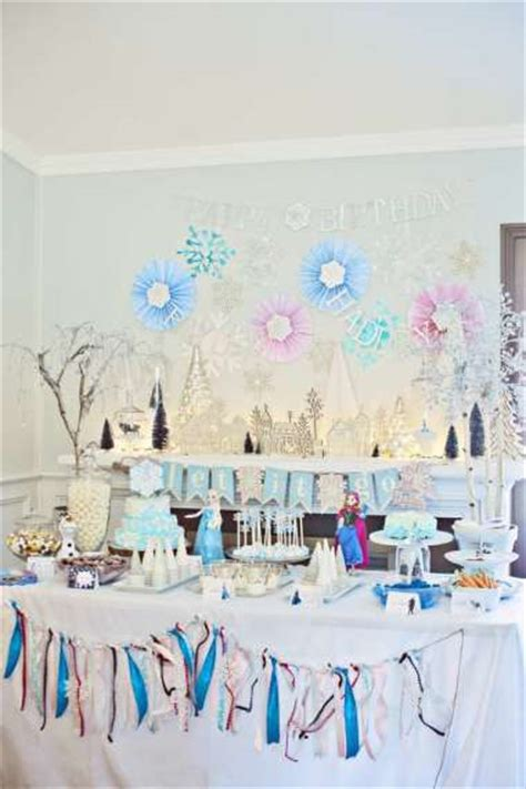 sisters frozen party birthday party ideas themes
