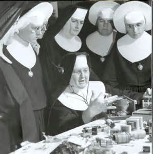 Traditional Religious Habits Nuns