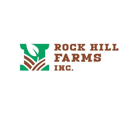 logo design for rock hill farms inc by ldyb design 7506122