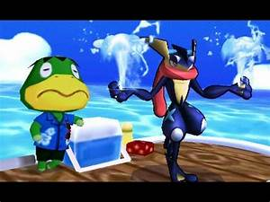 Smash Bros 3DS Greninja39s Down Taunt Does Some Damage