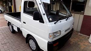 1992 Suzuki Carry 32k Rwd Kei Mini Pickup Truck